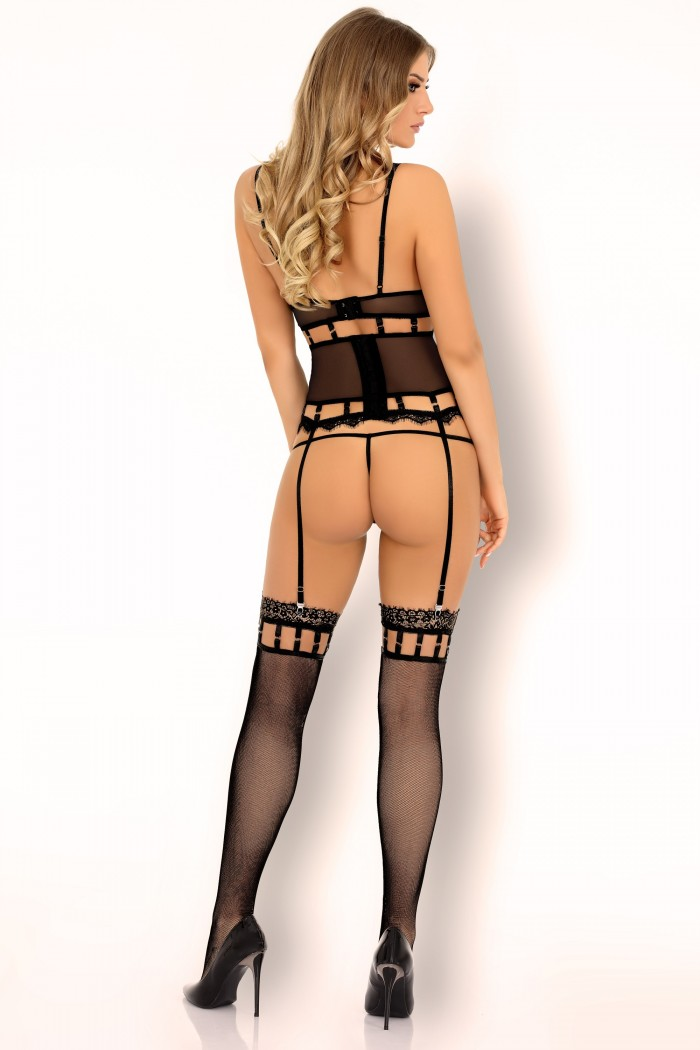 Set corset din dantela Meithem