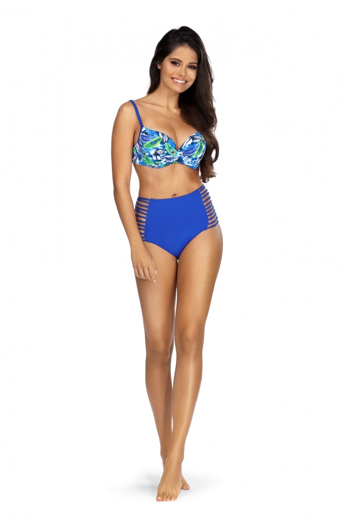 Costum de baie 2 piese Tropic Blue L2392