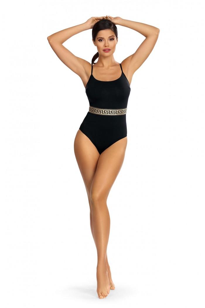 Costum de baie intreg negru Cleopatra L4425